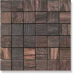 wild wood mosaico wild brown Мозаика serenissima